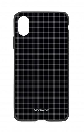 Cover Bicomponente Apple iPhone XR - Mini quadretti