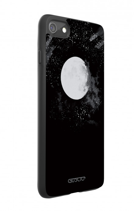Apple iPhone 7/8 White Two-Component Cover - Moon