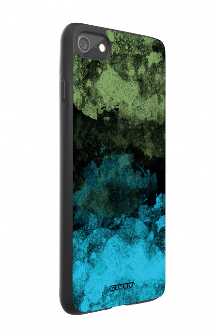 Cover Bicomponente Apple iPhone 7/8 - Mineral BlackLime
