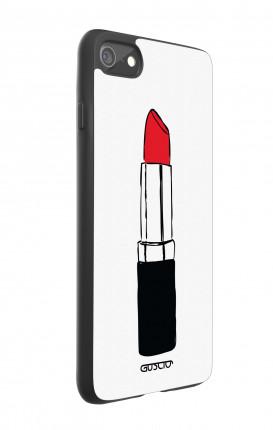 Cover Bicomponente Apple iPhone 7/8 - Red Lipstick