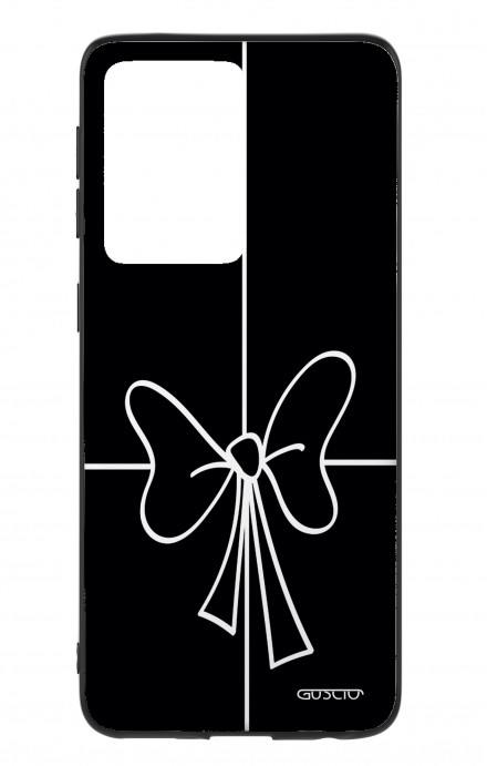 Cover Samsung S20 Ultra - Bow Outline