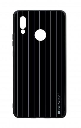 Cover Bicomponente Huawei P20Lite - Righe Classiche