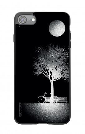 Cover Samsung A40 - Cuore a metà