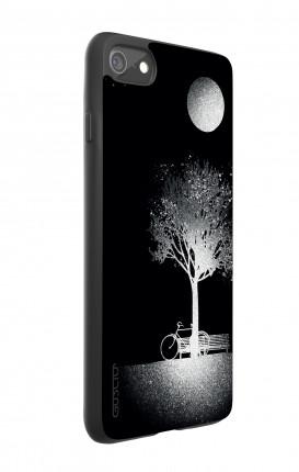 Cover Bicomponente Apple iPhone 7/8 - Luna e Albero