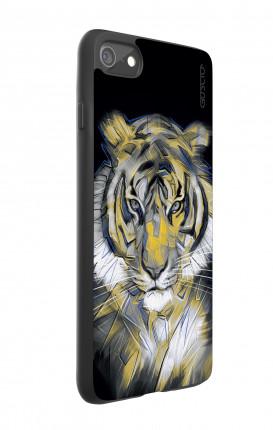 Cover Bicomponente Apple iPhone 7/8 - Tigre neon