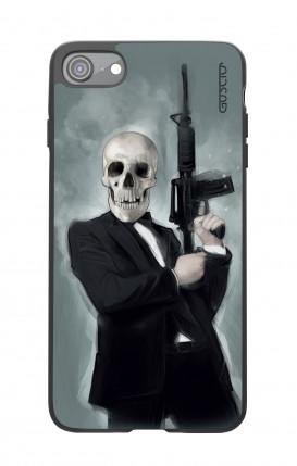 Cover Bicomponente Samsung S9Plus - Rose e righe