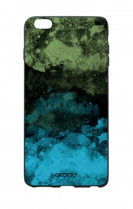 Cover Bicomponente Apple iPhone 6/6s - Mineral BlackLime