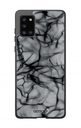 Cover GLITTER Huawei P8Lite2017 SLV - Raimbow magic