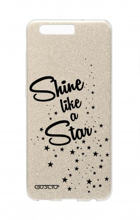 Cover GLITTER Huawei P10 GLD - Shine Like a Star
