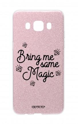 Cover GLITTER Samsung J5 2016 PNK - Bring Me Some Magic