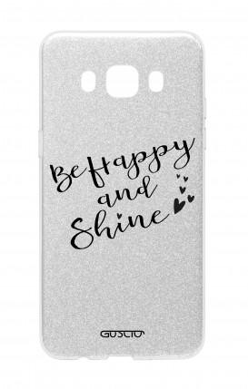 Cover GLITTER Samsung J5 2016 SLV - BeHappy&Shine