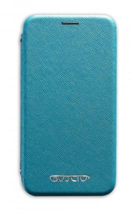 Cover Premium Saffiano Casebook Huawei P10Lite Sky - Neutro