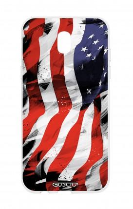 Cover Samsung Galaxy J5 2017 - Bandiera americana