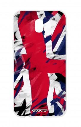 Cover Samsung Galaxy J5 2017 - Bandiera inglese usata