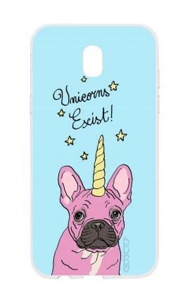 Cover TPU Samsung Galaxy J5 2017 - Unicorns Exist