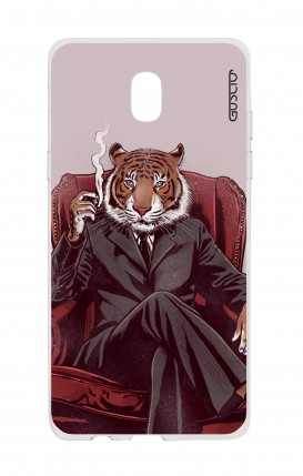 Cover Samsung Galaxy J5 2017 - Tigre elegante