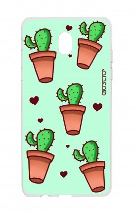 Cover Samsung Galaxy J5 2017 - Cactus Pattern