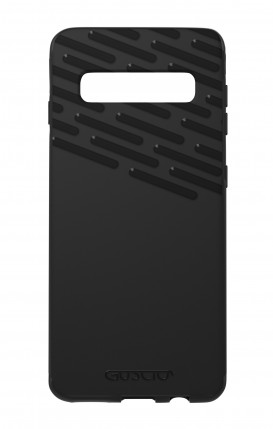 Case Skin Feeling Samsung S10 BLK - Hatchings