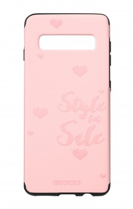 Cover Skin Feeling Samsung S10 PINK - Style for Sale
