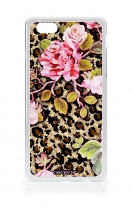 Apple iPhone 6/6s - fiori leopardati