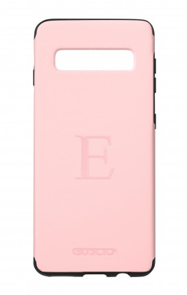 Cover Skin Feeling Samsung S10 PINK - Glossy_E