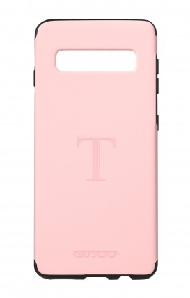 Cover Skin Feeling Samsung S10 PINK - Glossy_T