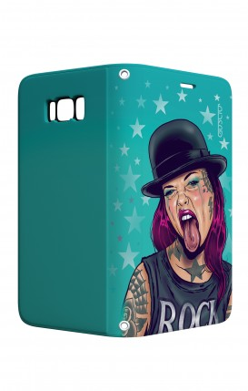 Case STAND VStyle Samsung S8 - Derby Baby