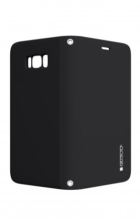 Cover STAND Samsung S8 - Logo