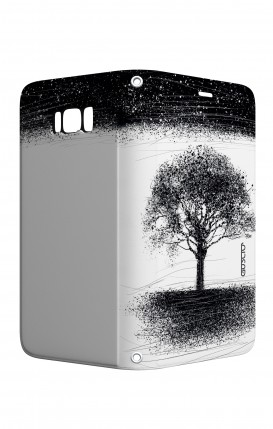 Case STAND VStyle Samsung S8 - INK Tree
