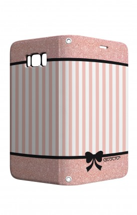 Case STAND VStyle Samsung S8 - Romantic pink