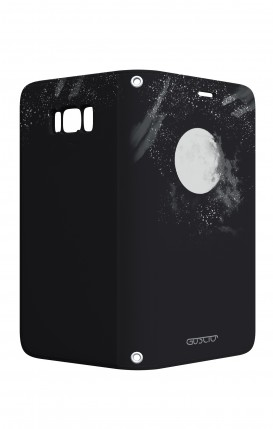 Case STAND VStyle Samsung S8 - Moon