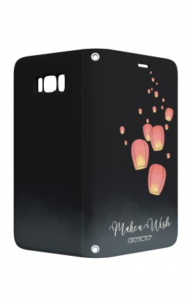 Case STAND VStyle Samsung S8 - Make a wish