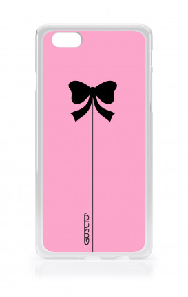 Apple iPhone 6/6s - fiocco rosa