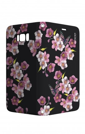 Case STAND VStyle Samsung S8 - Cherry Blossom