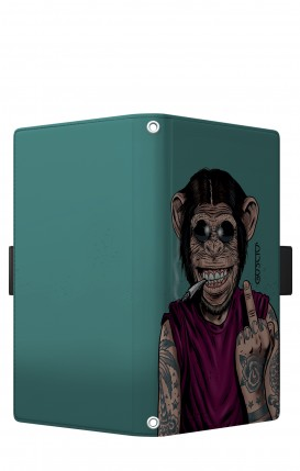 "Case UNV BOOK 5.2-5.8"" (Short-Ears) - Monkey's always Happy"