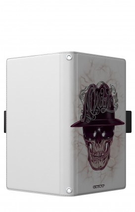 "Cover Universal Casebook LARGE/SHORT for 5.2""-5.8"" display - Teschio Mi Vida Loca"