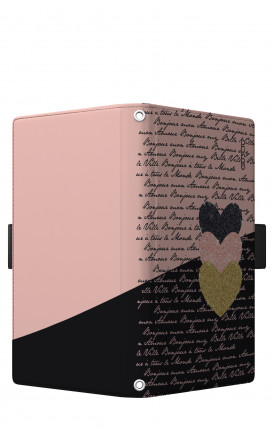 Cover Universal Casebook size5 - Hearts on words