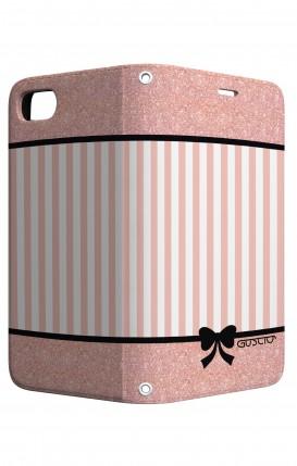 Cover STAND Apple iphone 5/5s/SE - Rosa romantico