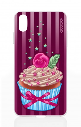 Cover Apple iPhone X/XS - Dolcetti & stelle