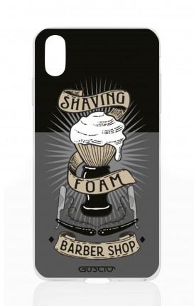 Cover Apple iPhone X - Shaving Foam