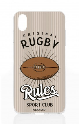 Cover Apple iPhone X - Original Rugby