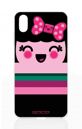 Cover Apple iPhone X/XS - Bambolina
