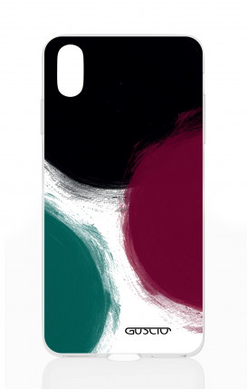 Cover TPU Apple iPhone X/XS - Grandi pois