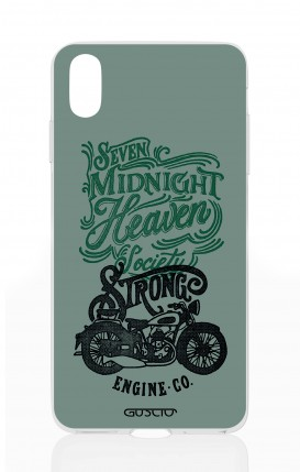 Cover Apple iPhone X - Strong Engine