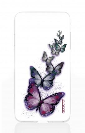 Cover Apple iPhone X/XS - Volo di farfalle