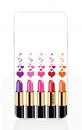 Cover Apple iPhone X - Lipsticks