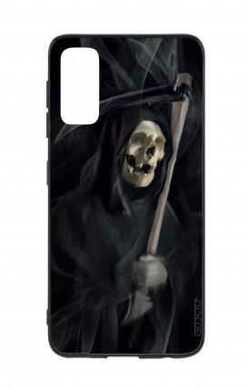 Cover Bicomponente Samsung S20 - Morte con falce