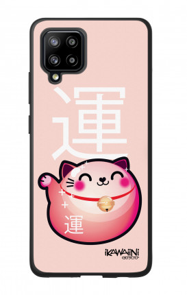 Cover Samsung A42 - Japanese Fortune cat Kawaii