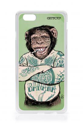 Apple iPhone 6/6s - scimmia tatuata