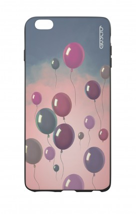 Apple iPhone 6 WHT Two-Component Cover - Balloons